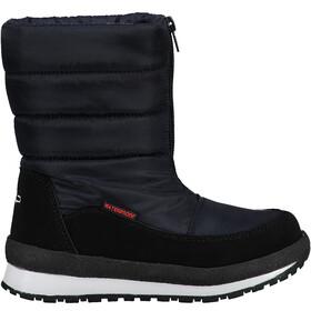 CMP Campagnolo Rae WP Boots de neige Enfant, noir/bleu
